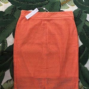 Trina Turk • Bretta Eyelet Skirt